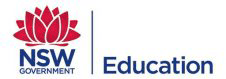 NSW Government - Education